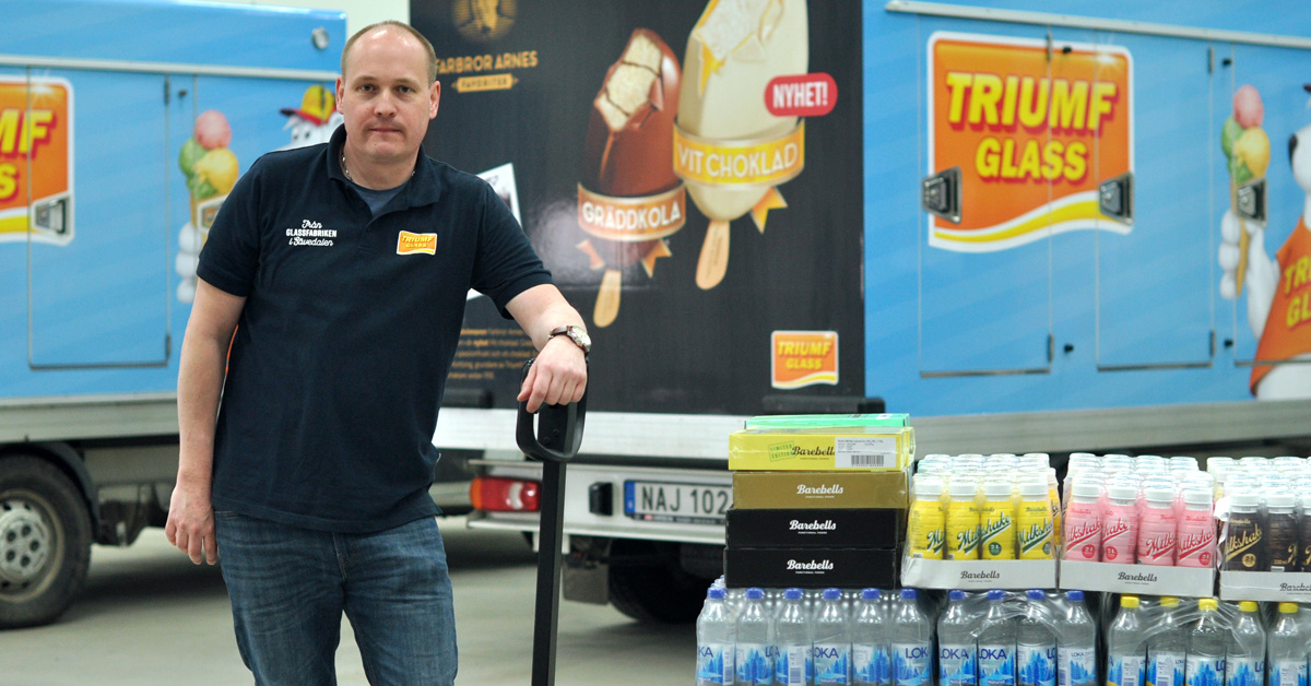 TG Grossisten Peter Ivarsson