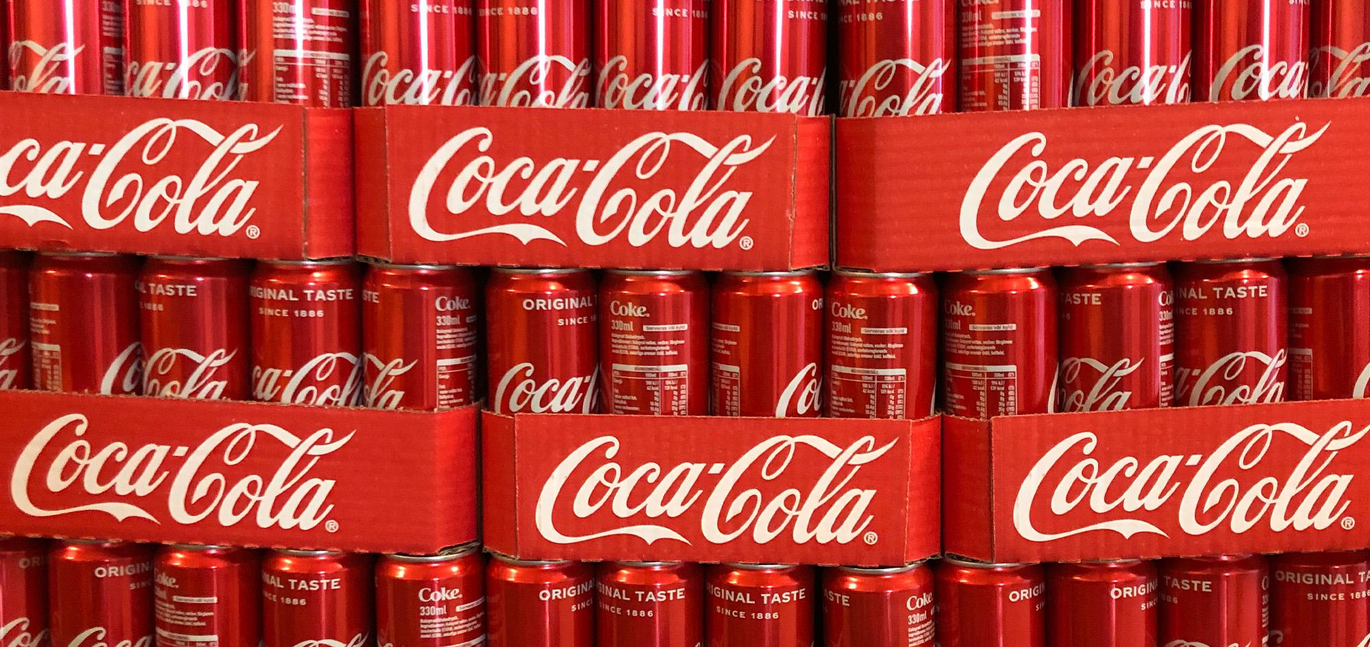 Cocacola TG Grossisten